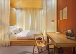 Soba Terra Rossa v hotelu Nox v Ljubljani