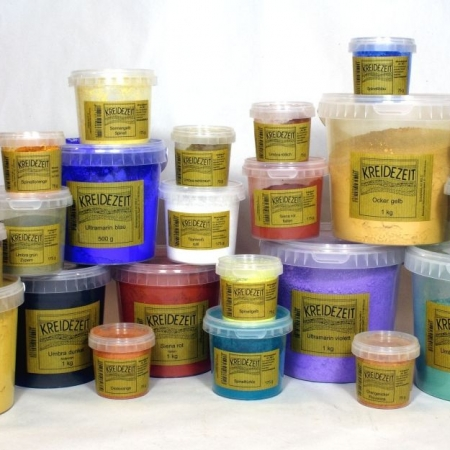 Kreidezeit pigmenti