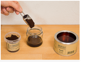 Pigmentiranje olja za zaščito lesa (3)