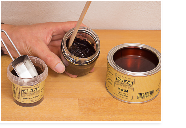 Pigmentiranje olja za zaščito lesa (4)