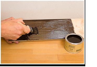 Pigmentiranje olja za zaščito lesa (8)
