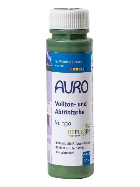 330 Auro pigmenti za stenske barve