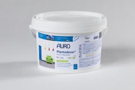 AURO Plantdecor premium – naravna stenska barva