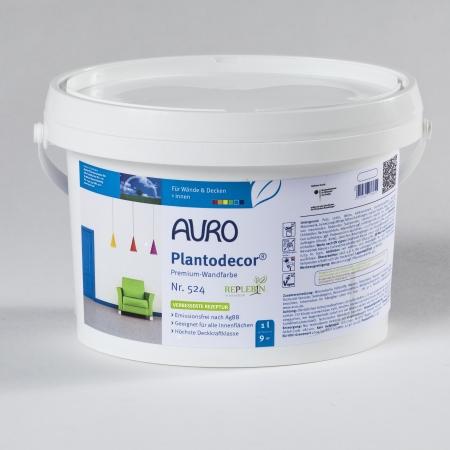 AURO Plantdecor stenska barva 524